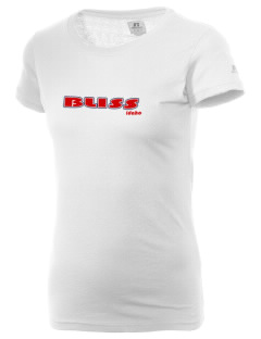 Bliss  Russell Women's Campus T-Shirt
