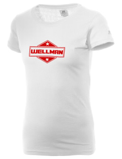 Wellman  Russell Women's Campus T-Shirt