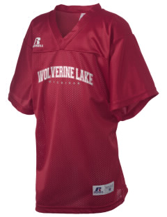 Wolverine Lake Russell Kid's Replica Football Jersey