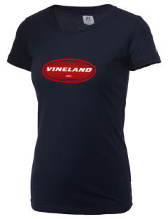 Vineland  Russell Women's Campus T-Shirt