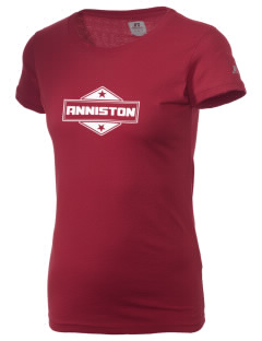 Anniston  Russell Women's Campus T-Shirt