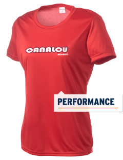 Canalou Women's Competitor Performance T-Shirt