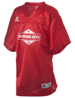 Beaver City Russell Kid's Replica Football Jersey