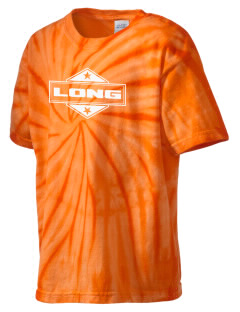Long Kid's Tie-Dye T-Shirt