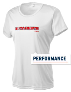 Milton-Freewater Women's Competitor Performance T-Shirt