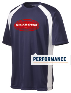 Hatboro Men's Dry Zone Colorblock T-Shirt
