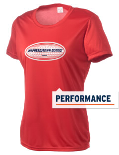 Shepherdstown district Women's Competitor Performance T-Shirt
