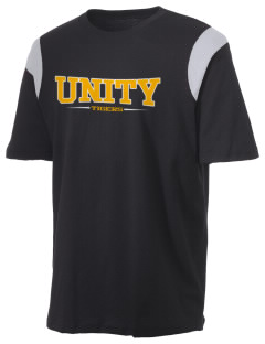 Oakland Unity High School Tigers Holloway Men's Rush T-Shirt