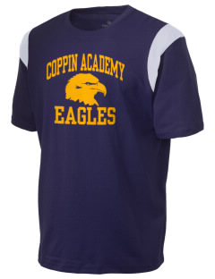 Coppin Academy Eagles Holloway Men's Rush T-Shirt