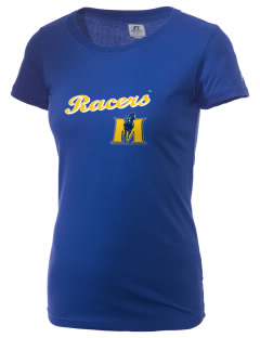 Murray State University Racers  Russell Women's Campus T-Shirt