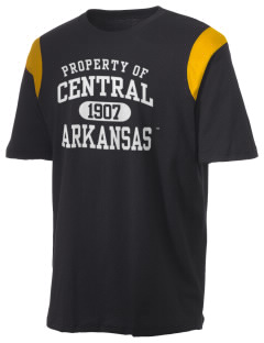 University of Central Arkansas Bears Holloway Men's Rush T-Shirt