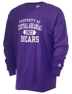 University of Central Arkansas Bears  Russell Men's Long Sleeve T-Shirt