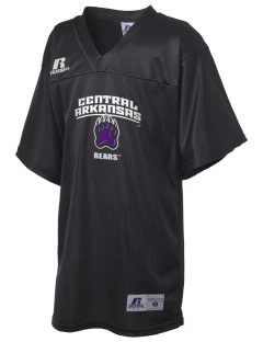 University of Central Arkansas Bears Russell Kid's Replica Football Jersey