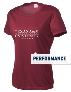 Texas A&M International University Dustdevils Women's Competitor Performance T-Shirt