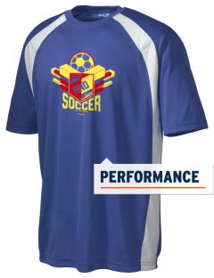 Andorra Soccer Men's Dry Zone Colorblock T-Shirt