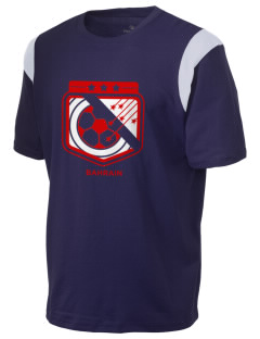 Bahrain Soccer Holloway Men's Rush T-Shirt
