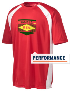 Benin Soccer Men's Dry Zone Colorblock T-Shirt
