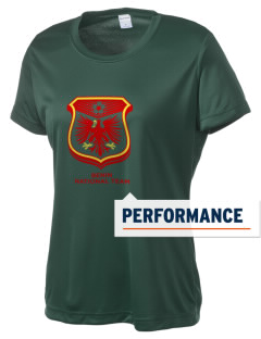 Benin Soccer Women's Competitor Performance T-Shirt