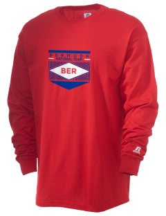 Bermuda Soccer  Russell Men's Long Sleeve T-Shirt