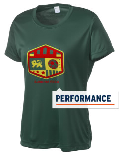Burkina Faso Soccer Women's Competitor Performance T-Shirt