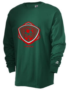 Burundi Soccer  Russell Men's Long Sleeve T-Shirt