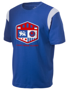 Cape Verde Islands Soccer Holloway Men's Rush T-Shirt