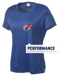 Chile Soccer Women's Competitor Performance T-Shirt