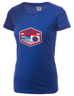 Chile Soccer  Russell Women's Campus T-Shirt