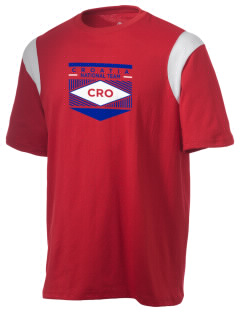Croatia Soccer Holloway Men's Rush T-Shirt