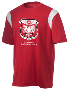 Denmark Soccer Holloway Men's Rush T-Shirt