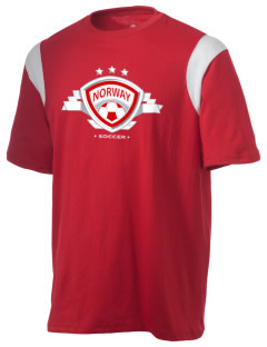 Norway Soccer Holloway Men's Rush T-Shirt