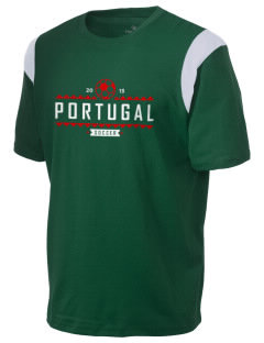 Portugal Soccer Holloway Men's Rush T-Shirt