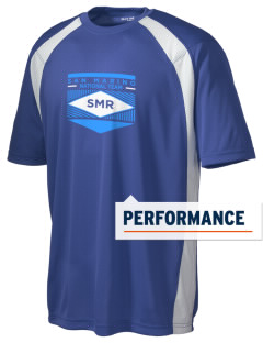 San Marino Soccer Men's Dry Zone Colorblock T-Shirt