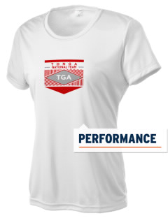 Tonga Soccer Women's Competitor Performance T-Shirt