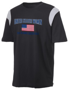 United States Soccer Holloway Men's Rush T-Shirt