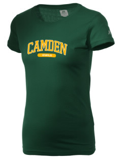 Camden Primary School Owls  Russell Women's Campus T-Shirt