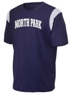 North Park Middle School Lancer Holloway Men's Rush T-Shirt