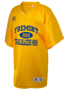 Fremont Middle School Trailblazers Russell Kid's Replica Football Jersey