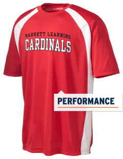 Barrett Learning Center Cardinals Men's Dry Zone Colorblock T-Shirt