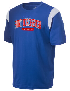 Fort Dorchester High School Patriots Holloway Men's Rush T-Shirt