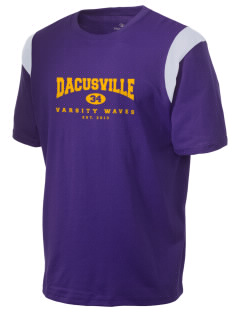 Dacusville Middle School Waves Holloway Men's Rush T-Shirt