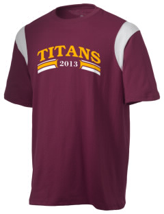 Agbu Manoogian Demirdjian School Titans Holloway Men's Rush T-Shirt