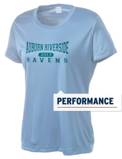 Auburn Riverside High School Ravens Women's Competitor Performance T-Shirt