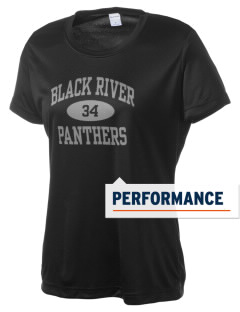 Black River High School Panthers Women's Competitor Performance T-Shirt