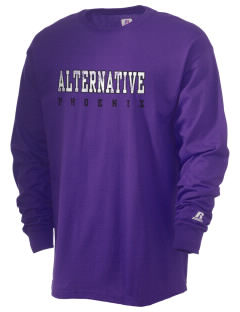 Alternative Academy Phoenix  Russell Men's Long Sleeve T-Shirt