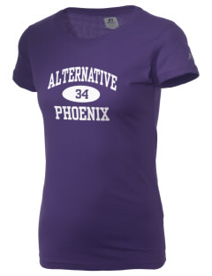 Alternative Academy Phoenix  Russell Women's Campus T-Shirt
