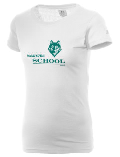 Westside School School  Russell Women's Campus T-Shirt