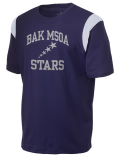 BAK Middle School Of The Arts Stars Holloway Men's Rush T-Shirt