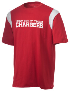 Mater Dei School Nativity School Chargers Holloway Men's Rush T-Shirt