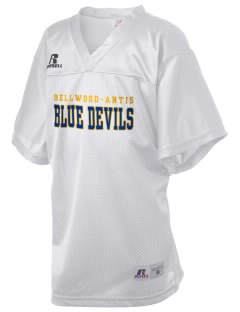 Bellwood-Antis Middle School Blue Devils Russell Kid's Replica Football Jersey